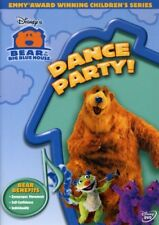 Bear in the Big Blue House - Dance Party (DVD, 2004)