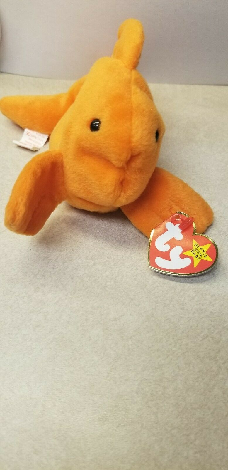 TY goldie Beanie Baby (rare and retired) - 1993 - - - 4th Generation f3caf5