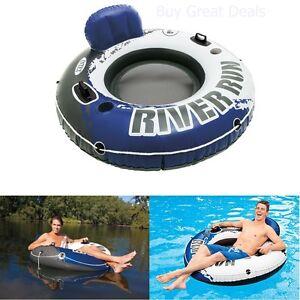 Intex-Inner-Tube-Lazy-Water-Float-Pool-Lake-Inflatable-Floating-River-Run-Lounge