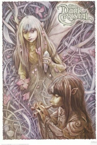 CLASSIC MOVIE POSTER 24x36-3369 THE DARK CRYSTAL