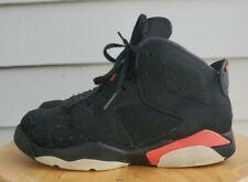 Retro Nike Air Jordan 6 VI Black