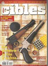 CIBLES N°360 CZ 452 EN 22 LR / PISTOLETS IN LINDE D'ARDESA / LE KUCHENREUTER