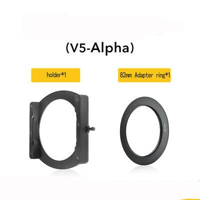 NiSi V5 Alpha 100mm Aluminium Filter Holder Upgraded to V5 Pro