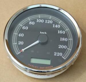 Harley-Original-Can-Bus-Speedo-Speedometer-km-H-Heritage-Softail-Dyna