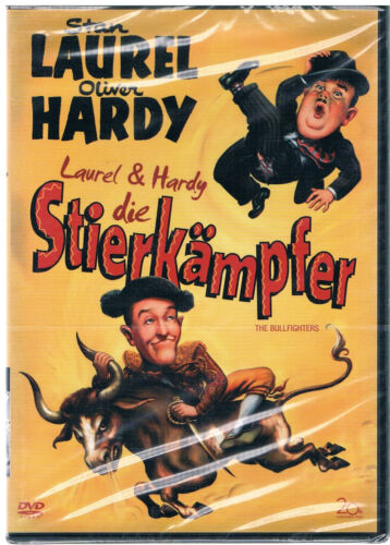 1 von 1 - Stan Laurel & Oliver Hardy - Die Stierkämpfer (Dick & Doof) Neu