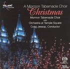 A Mormon Tabernacle Choir Christmas by Mormon Tabernacle Choir (CD, Oct-2001, Telarc Distribution)