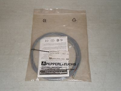 Pepperl+fuchs Nbb0,8-4m25-e0 Sensor Proximity Switch 134078 Finely Processed Electrical Equipment & Supplies Other Sensors New
