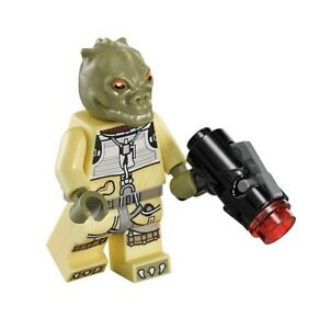Lego Bossk Minifigure 75167 Bounty Hunter Authentic Star Wars