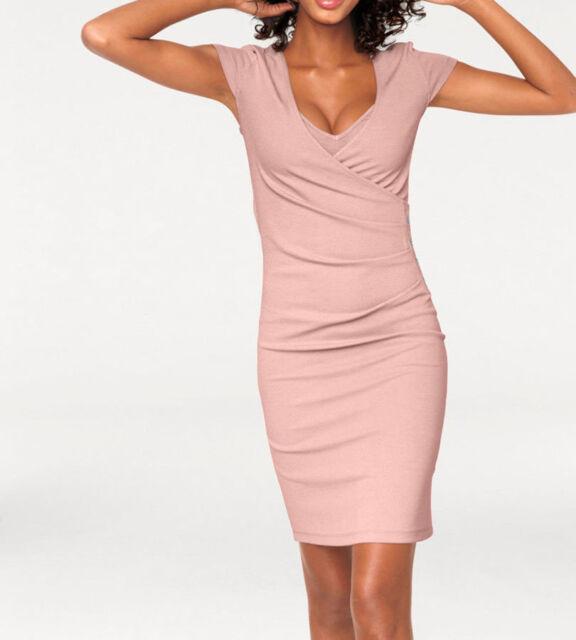 rose Ashley Brooke Damen Designer-Bodyforming-Etuikleid