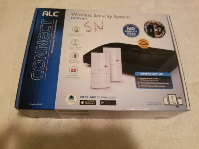 ALC-AHS613 ALC Home Security Starter Kit