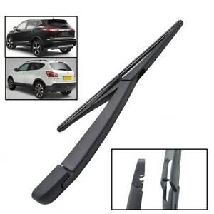Rear-Window-Windscreen-Wiper-Arm-Blade-Set-Kit-Fit-For-Nissan-Dualis-J10