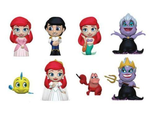 La Petite Sirène Disney Funko Figurine Mini Vinyl