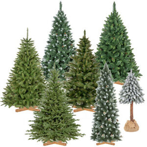 Weihnachtsbaum Künstlicher Christbaum 210 cm Tannenbaum PVC mit LED