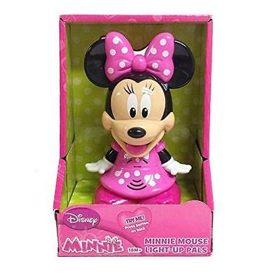 Disney Minnie Mouse Light Up Pal New