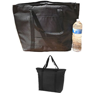 Image Is Loading Xlarge Cooler Grocery Bag Tote Insulated Ping
