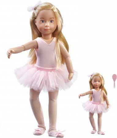 Käthe Kruse kruselings Vera Ballett Puppe