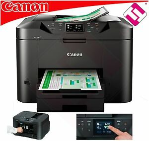 MULTIFUNCION-IMPRESORA-CANON-COLOR-MAXIFY-MB2750-FAX-ADF-WIFI-CLOUDLINK-ETHERNET