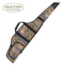 Jack Pyke Rifle Slip Bag Carry Case English Oak Hunting Shooting Air Rifle