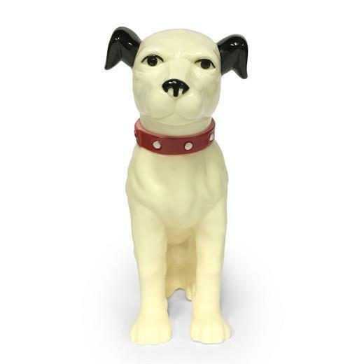 NIPPER THE DOG 1ST EDITION VINYL FIGURE AWESOME TOYS
