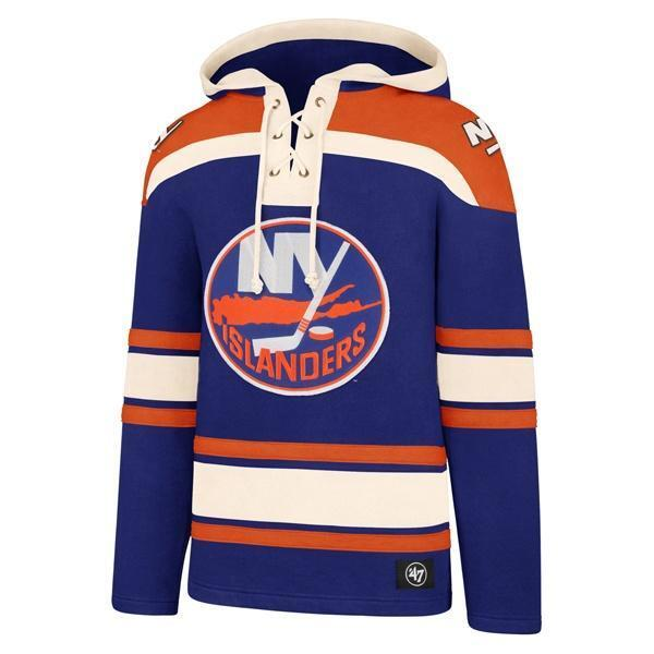 NHL Hoody New York Islanders Hoodie Kaputzenpullover Lacer Jersey hooded Sweater