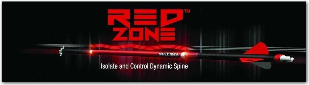 New Carbon Express Maxima Red 250 Arrow Shafts 1 Dozen