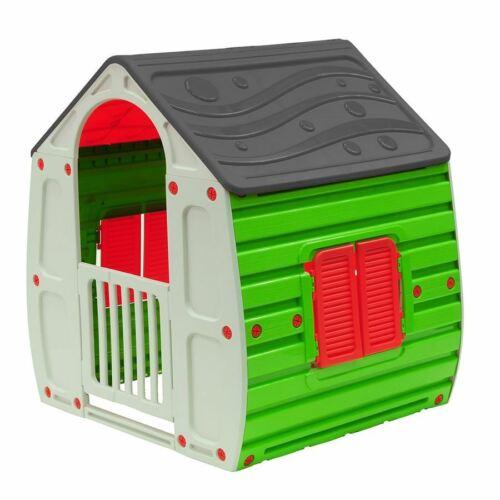 Grau Grün Magical Kinder-Spielhaus Farbe