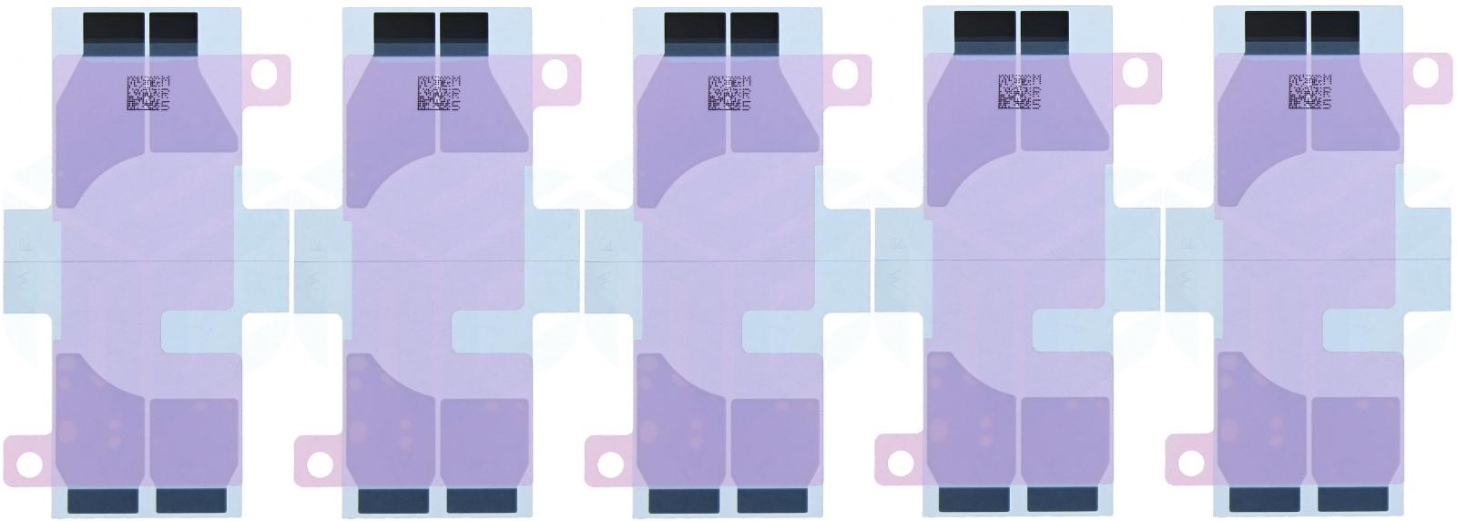 5x Stickers