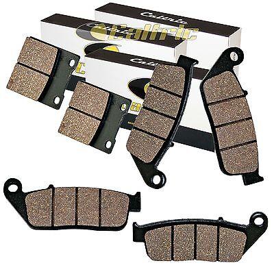 6pcs/set Motorcycle Front Rear Brake Pads For Kawasaki