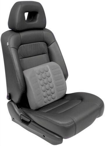UNIVERSAL SEAT CUSHION LUMBAR BACK SUPPORT CAR VAN OFFICE WORK