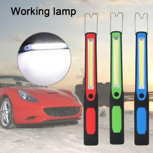 Multifunction-Rechargeable-COB-LED-Slim-Work-Light-Lamp-Inspection-Flashlight
