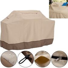 """60"""" Waterproof Outdoor Patio Barbeque Grill Oven Cover Furniture Protection New"""