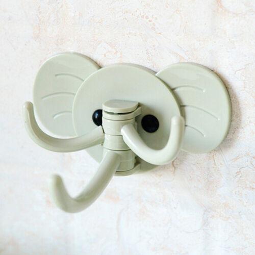 Holder Wall Shelf Rack Hook Home Storage Organizer Bathroom Kitchen Accessories~