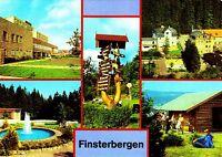 Finsterbergen , DDR , Ansichtskarte , gelaufen