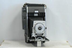 Polaroid-110A-Land-Camera-with-Rodenstock-Ysarex-127mm-f4-5-Lens-Modify