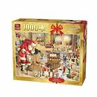Nostalgia 1000 Jigsaw Puzzle King Vintage Travel by Kevin Walsh 100 Complete