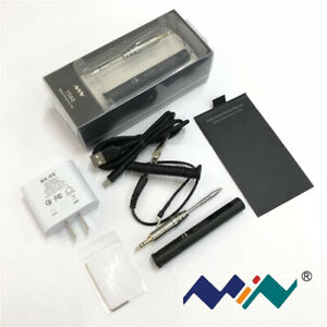 I Tips BC2 Miniware TS100 Soldering Iron Set With US Power Supply Digital B2
