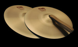 """Paiste 2002 Accent Cymbal Pair 6"""" - CY0001069206"""