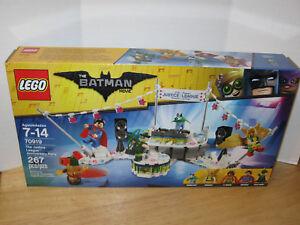 NEW The Batman Movie Lego Set #70919 Justice League ...