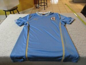 sale retailer 91f38 9f9ff Uruguay National Football Team Puma Jersey Size M La Celeste ...