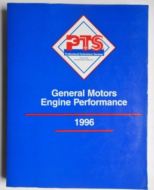 General Motors Engine Performance 1996 Manual Wiring