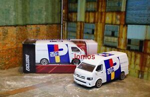 Majorette PARKnSHOP x SUMIKKO GURASHI Toyota Hiace HONG KONG LIMITED SERIES 3