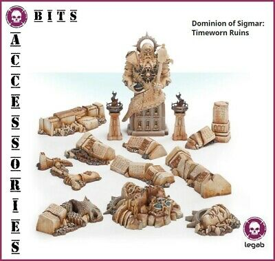 Citadel Scenery Dominion Of Sigmar Timeworn Ruins Warhammer Age Of Sigmar