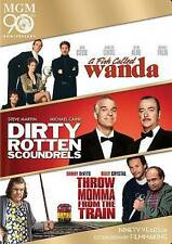 NEW - Fish Called Wanda / Dirty Rotten Scoundrels / Throw Momma from the Train