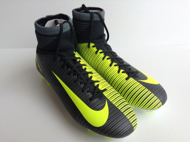 c02dc2a90 Nike Jr Mercurial Superfly V Cr7 FG Ronaldo 5 5y Soccer Cleats for ...