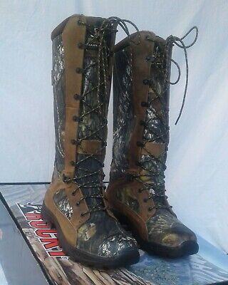 1e06aebd3b5 New Men's Rocky Prolight Waterproof Snake Boot | eBay