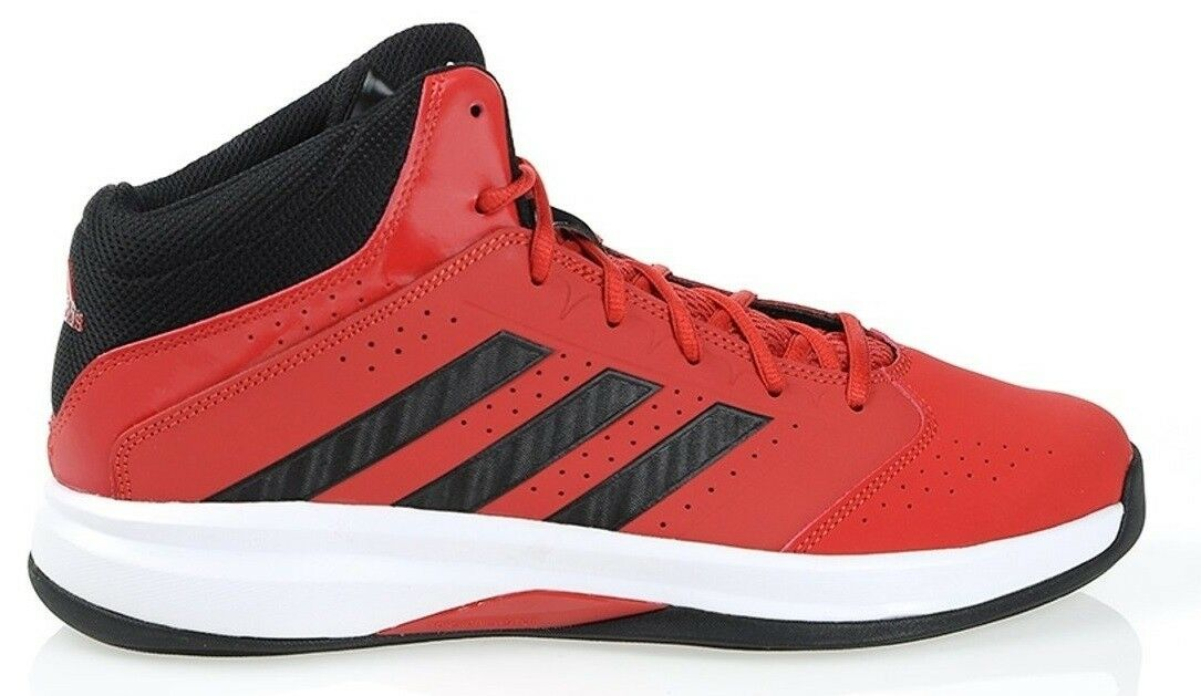 Basketball rot mens 2 Isolation Adidas Traiers