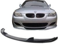 BMW E60 E61 5 series M5 Front Bumper spoiler lip chin M 5 addon Valance Skirt