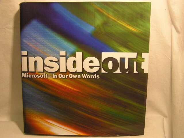 Inside Out: Microsoft at 25 (Penguin business), Microsoft, Very Good Book