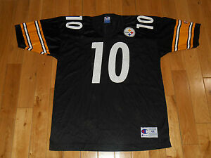 Image is loading Vintage-90s-Champion-KORDELL-STEWART-PITTSBURGH-STEELERS -Mens- f1c819623