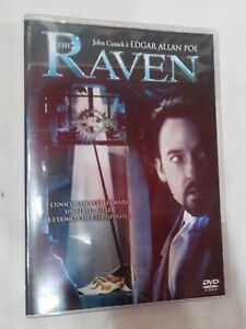 The-Raven-Film-in-DVD-Originale-Nuovo-COMPRO-FUMETTI-SHOP